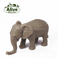 Stretch Elephant TPR plastic Squishy Elephant animals squishy kids toys OEM OBM factory promotion squishy toys