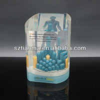 Medical Clear Resin 3D Paperweight Factory