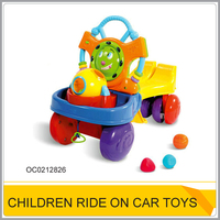 Electric ride on car Plastic walker toy for kids OC0212826