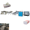 Automatic high speed facial tissue production line price