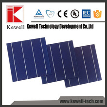 high quality poly 156mm*156mm A grade cell polycrystalline 5v solar cell