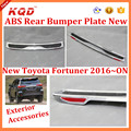 New Style Rear Bumper Guard For Toyota Fortuner Toyota Fortuner Accessories Toyota Fortuner Rear Bumper Guard
