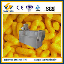 Best quality electric snack indonesia machine ,food machine line