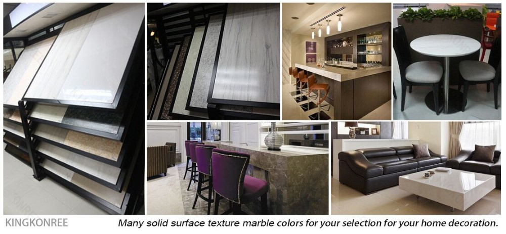 china alibaba marble look modified acrylic artificial stone