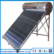 The lowest price stainless steel thermosiphon solar water heater non-pressure all heaters