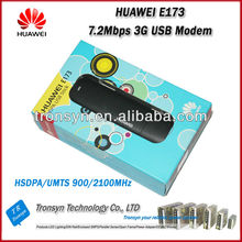 Cheapest Original Unlock HSDPA 7.2Mbps HUAWEI E173 3G USB Dongle And 3G USB Modem