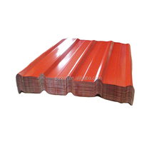 red/blue/yellow color metal roof tile