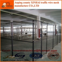 railway crossing barrier,used welded steel, iron wire mesh fence, barrier
