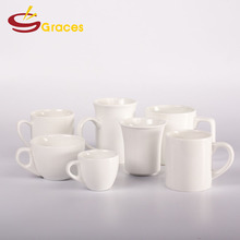 simple white ceramic cup white ceramic mugs and cups with handle