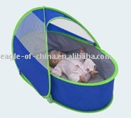 pop up toddler cot