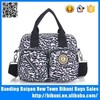 Ali colorful printed shoulder bag women trend handbag leopard grain bag