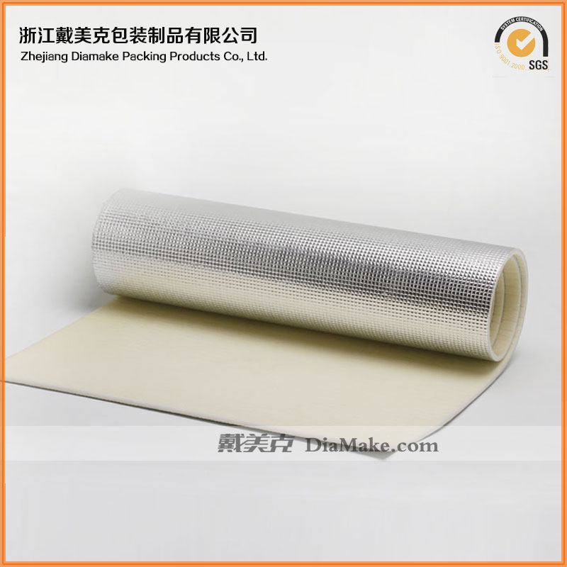 China Suppliers Eco-Friendly fire resistant thermal insulation xpe rubber foam For Building Materials