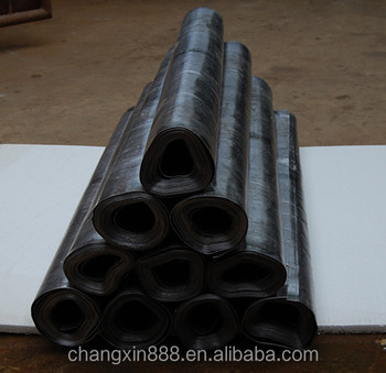 X-ray protective lead sheet/lead rubber sheet