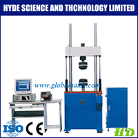 laboratory Electro hydraulic Dynamic Static Universal Testing Machine