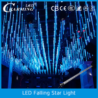 2015 hot selling special magic decoration led star light for christmas /shopping hall /street