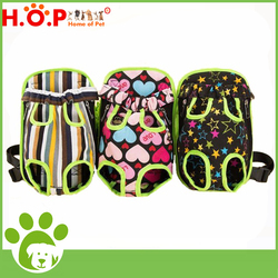 Cute New Pet Dog Canvas Carrier Backpack Front Bag Travel Shopping Tote Bag Pet Dog Canvas Carrier Backpack Front Bag Travel
