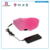 Washable music eye mask headphones with 3.5mm stereo input jack