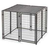 Factory mesh fencing dog kennel with CE certificate