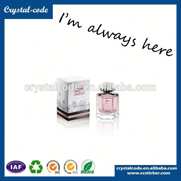 top level beautiful design personalized 300 gsm perfume packaging box