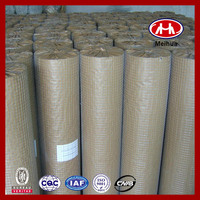 2014 Hot sale welded wire mesh fence panels in 6 gauge/ galvanized welde/2x2 galvanized welded wire mesh for fence panel/