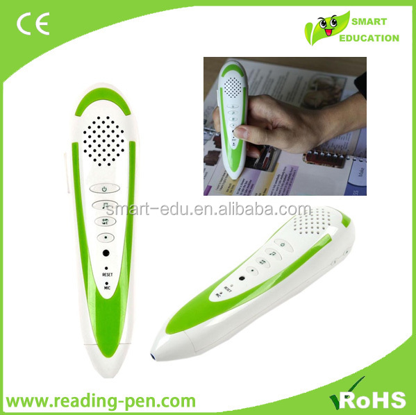 Reading Pen with English Zone books for children oid magic