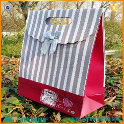 Guangzhou cheap price Colorful field paper bag photograph