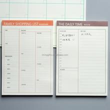 New Design Printed Personalized Office Business Sticky Notes Memo Pad
