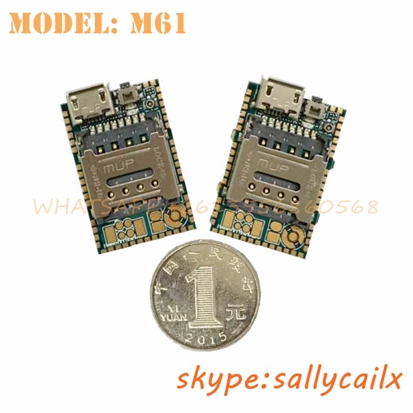 Smallest M61 GPS Tracker pcb board for pet, personal. welcome oem odm order