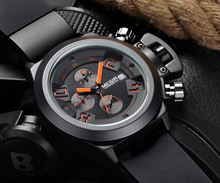 popular men top 10 wrist watch brands luxury water resistant quartz wrist watch