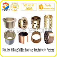 hot sale bearing series electric motor bronze bushing/ncm bronze bushing/brass bush
