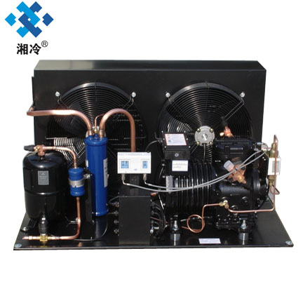 KRC Series condensing unit, scroll type air cooling unit,2 hp refrigeration condensing unit