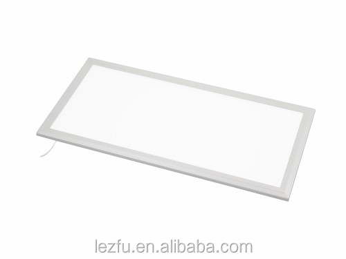 Chinese import wholesale CE RoHS 40w flat led panel light 1200 300 with ps pmma diffusion plate