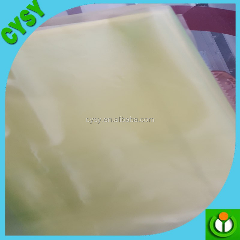 Multi feature protective spray pe plastic film roof cover