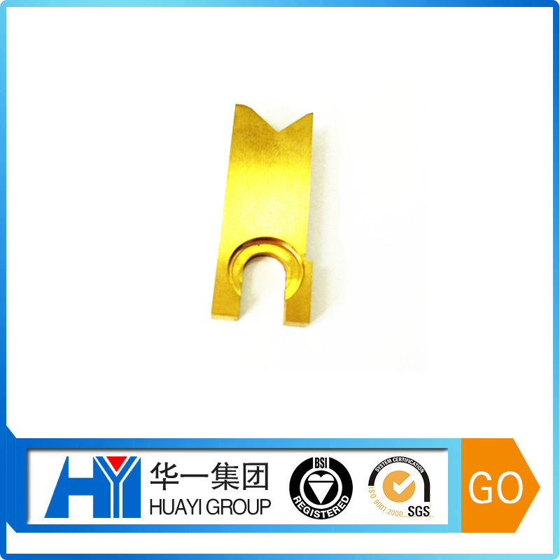Dongguan professional customized wire machinery HRC50 HSS carbide inserts