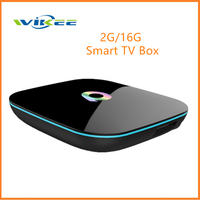 Super Fast streaming Q BOX Android 5.1 Smart TV Box Dual WIFI 2.4G/5G BT 4.0 2G/16G 3D Media Player