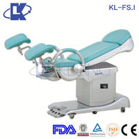 fs.i manual gynecology chair table bed obstetric birthing table/gynecology instruments gynecology labor and delivery bed