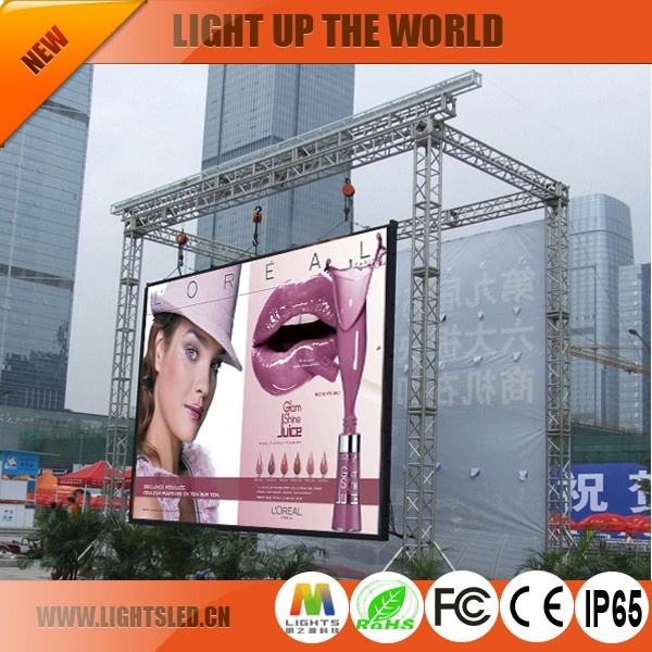 6mm LED Outdoor Electronic Advertising LED Display Screen,Outdoor Programmable Scrolling LED <strong>Sign</strong>