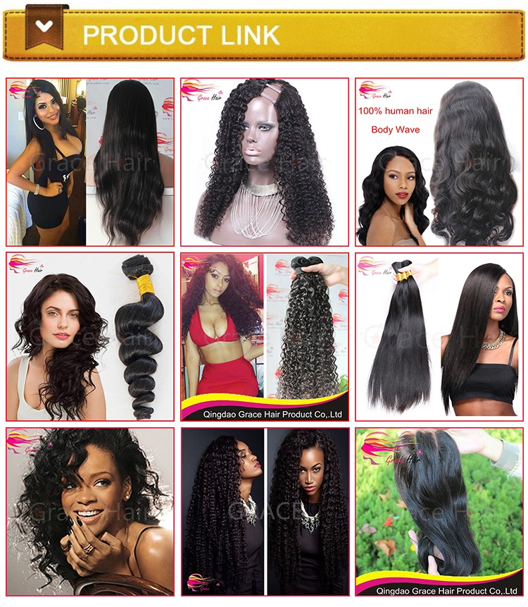 Hot sale virgin brazilian human hair full lace wig