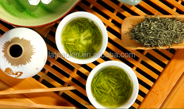 Hand-Made Provide natural healthy tea organic Green Tea