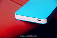 2015 factory price 10000mah Super slim smart style power bank with LED indicator, external power bank, best cheap power bank