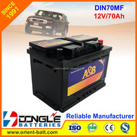 Professional OEM Car Battery Low Price motolite ac delco style