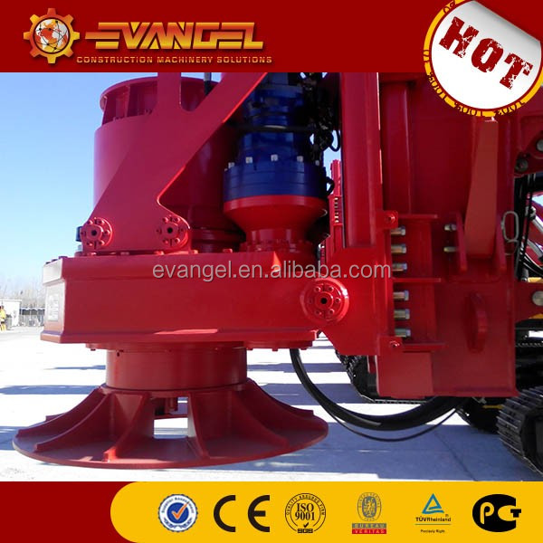 Sany SR-220 Rotary drilling rig new condition Sany SR-220 construction drilling rig