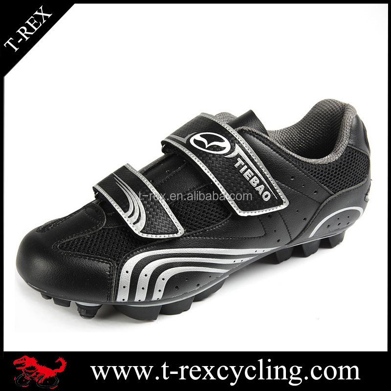 Men microfiber cycling shoes professional lock shoes for mountain bike