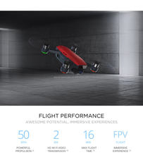 DHL Shipping New Pre-Order DJI Spark & Fly more combo Drone Pocket Selfie Drone comobo WiFi FPV With 4K HD Camera