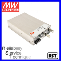 Mean Well 1500W Single Output SE-1500-24 Enclosed Switching Power Supply