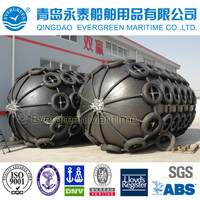 ISO certificated high quality Inflatable floating pneumatic rubber marine yokohama fender for boat ship vessels port