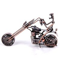 Metal crafts motorcycle motorbike models