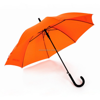 23 inches 8 panels parasol with all fiberglass frame umbrella