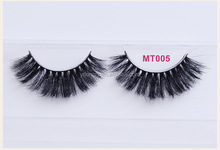 wholesale private label 100% horse fur false eyelashes, fake lashes
