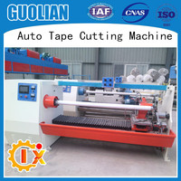 GL-701Factory cutter machine for all log tape roll cutting machine
